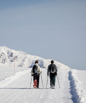 What to do in winter without the ski lifts?