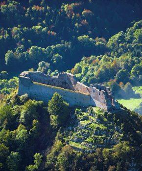 Montségur, castello cataro