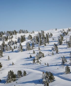 Our cross-country ski resorts in the Pyrenees