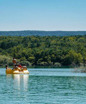 Lacs et Bases de loisirs