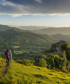 Circuit to discover the Cathar castles