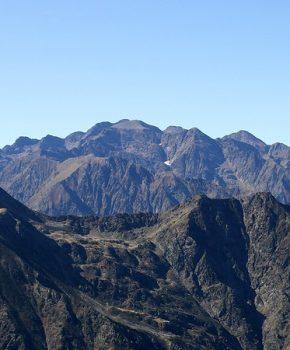 Montcalm - una delle vette più alte dell'Ariège