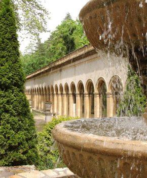 Banys termals d'Ornolac-Ussat-les-Bains
