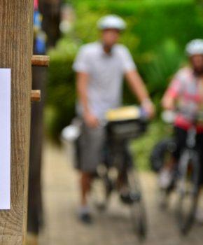 Il marchio di welcome bike