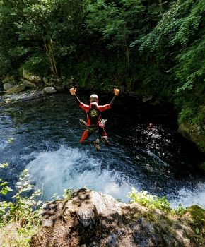 Our canyoning spots in the Pyrenees