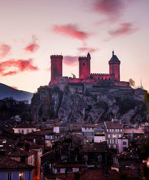 Il castello di Foix