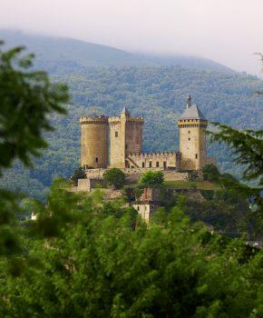 A la conquête du château de Foix !