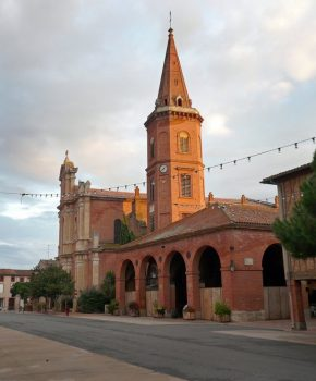 Mazères - Bastide of Toulouse