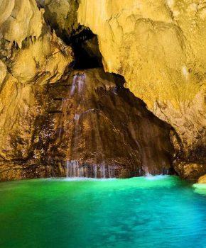 Il fiume sotterraneo di Labouiche