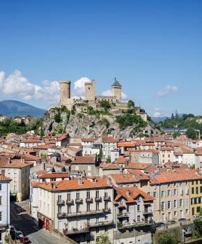 Foix - città medievale