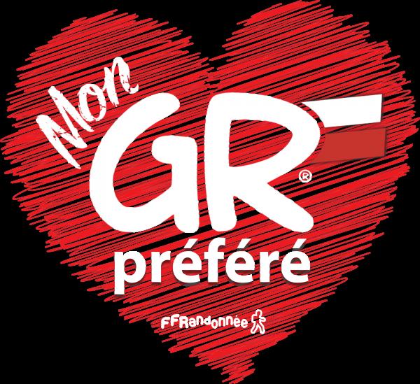 Logo mon GR Préféré