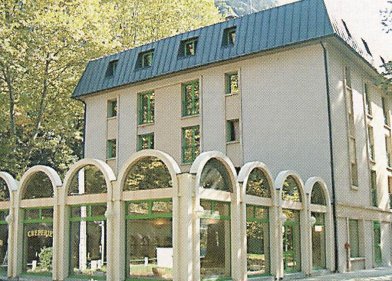 Napoleon Residence in Ornolac Ussat les Bains