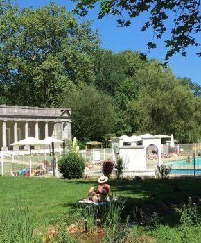 Campeggi intorno a Saint-Girons