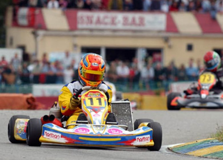 KARTING LE KART'ARE