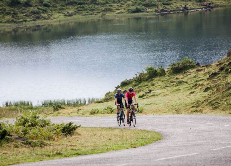 Cyclo weekend - The Ariège passes in XXL version
