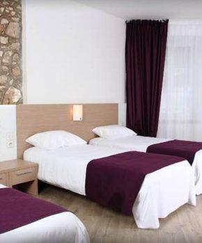 De hotels