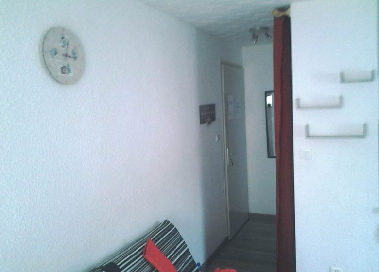studio les 3 lutins 3 people in Ax-Les-Thermes