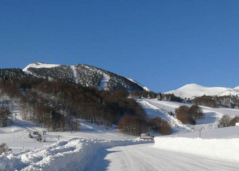 Mijanès-Donezan ski resort