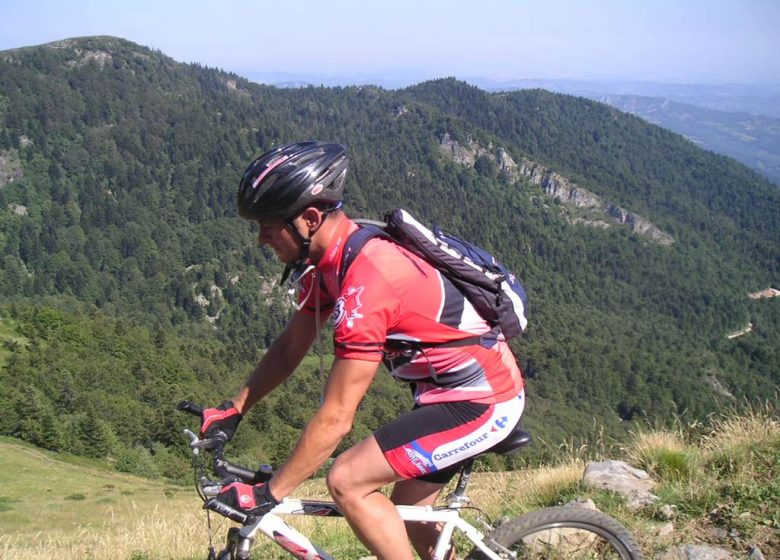 MTB AREA - FFC PYRENEES CATHARES