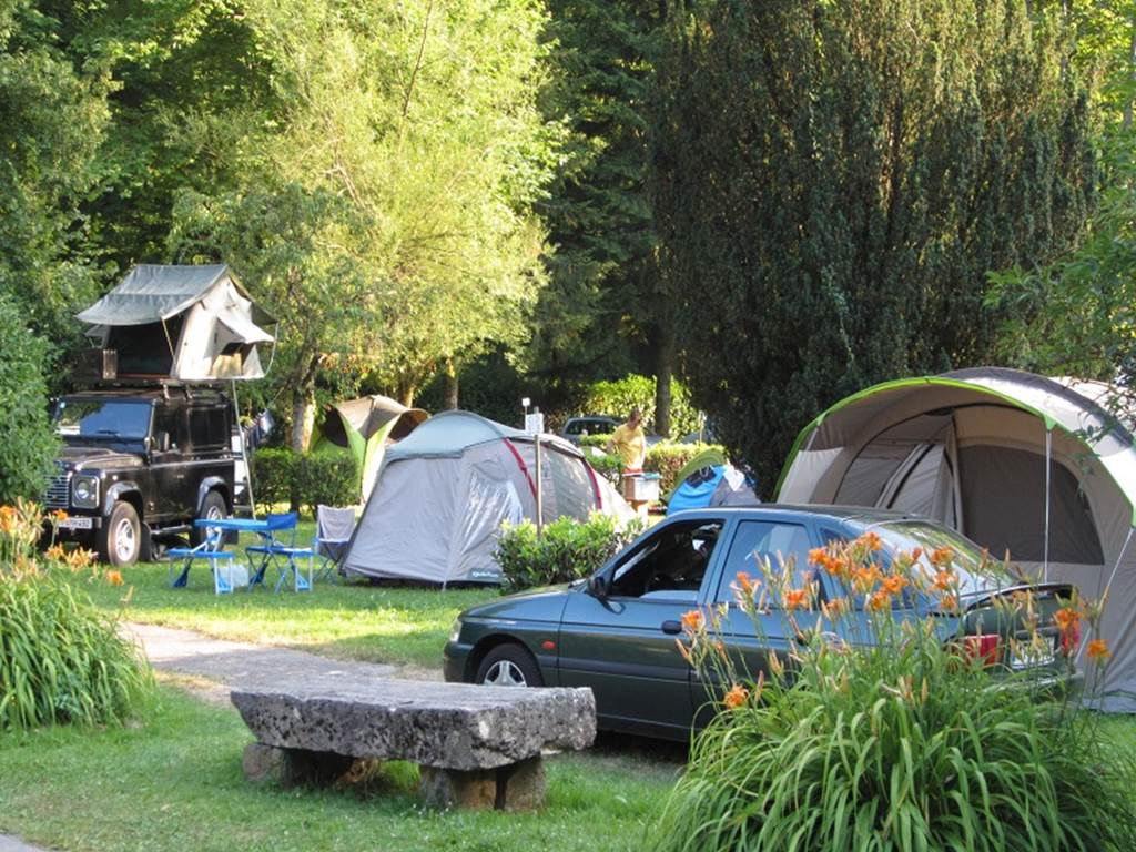 CAMPING LE COULEDOUS